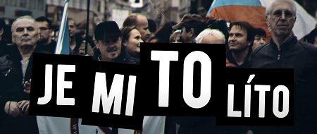 LYRIC VIDEO - Totální Nasazení - Je mi to líto