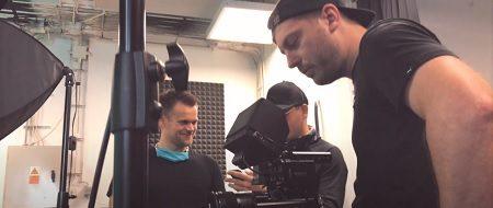 Behind the scenes - KOSMONOPOL